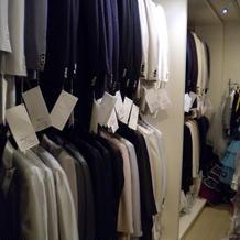 衣装⑦男性タキシード