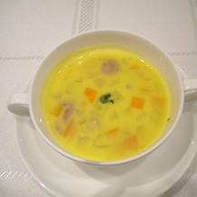 コーンポタージュスープ