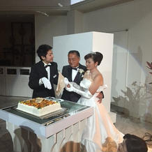 両親へのサプライズ結婚式プレゼント写真2