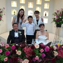 両親へのサプライズ結婚式プレゼント写真4