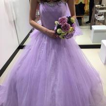 シェーナドゥーノのドレス
