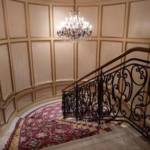 写真撮影につかえる階段
