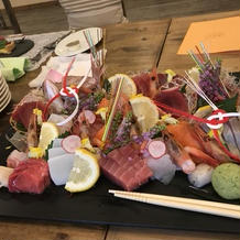 和食もゲストの好みでセレクトできる。