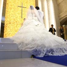 結婚式場はとってもキレイ!