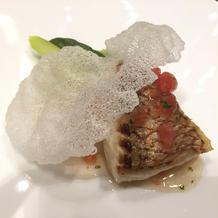 白身魚とお米のおせんべい