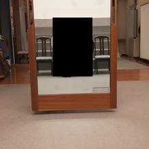 写真室の鏡