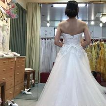 花内屋 チュールのドレス