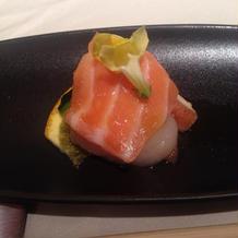 魚貝の料理1