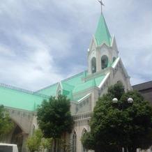 教会の写真です。