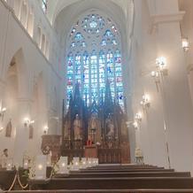 大聖堂の写真です。