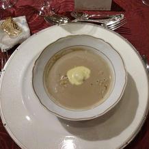 トリュフスープ
