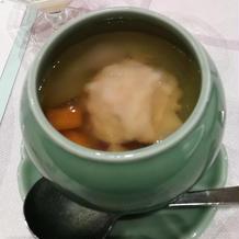 とても美味しかったスープ