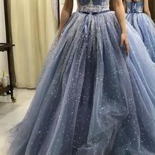 アンテプリマの新作ドレス