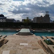 屋上プール2