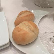 パンのお皿も可愛かったです