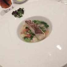 真鯛 優しい味でした