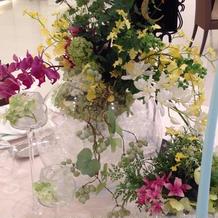 テーブル装花B