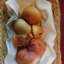 ローズプリンセス料理 パン バラのパン