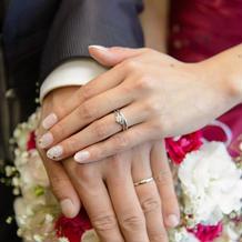 結婚指輪&婚約指輪