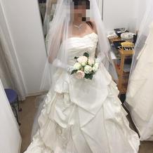 ウェディングドレス プラス3万円