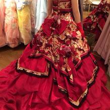 和ドレス1