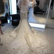 フォーシスアンドコーのマーメイドドレス