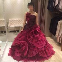 お色直しのドレスも種類があります