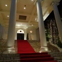 雰囲気の良い階段