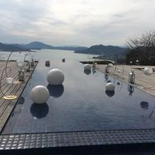 瀬戸内海との景色