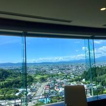 ソアラからの眺望。