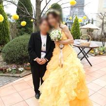 春らしい黄色で一目惚れで気に入りました