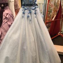 このドレスも可愛かった!