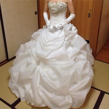 マリアカリンのドレス