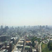 北野~神戸港の景色