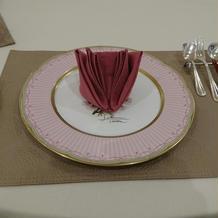 桜模様のお皿