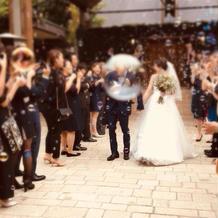 オリジナリティのある結婚式ができます!