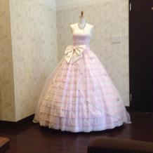 べにちゃんのドレスです