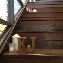 階段に持ち込みアイテム