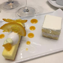 さっぱりレモンのケーキ!