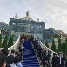 大階段です