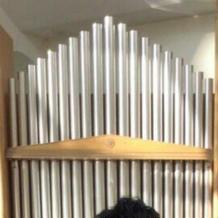 パイプオルガン演奏