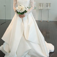 ドレス前3