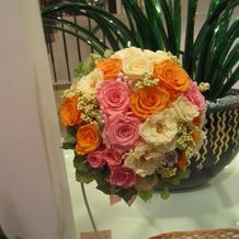 花屋の様子