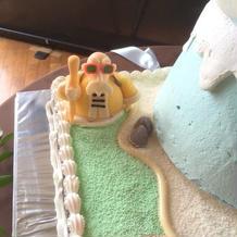 ケーキ職人の腕が凄い!