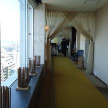 廊下も装飾できます!