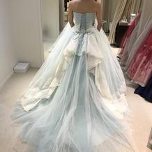 ジルスチュアートのカラードレス
