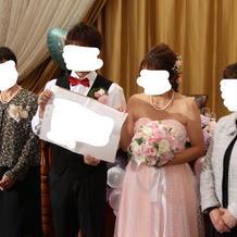 婚姻届けサイン