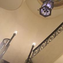 アンティークな階段
