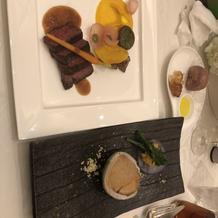 肉、魚料理