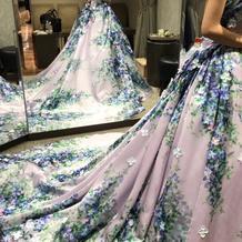 桂由美のドレスが一番高かった。40万以上